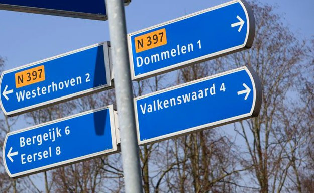 Gemeente Valkenswaard: Grenscorridor N69