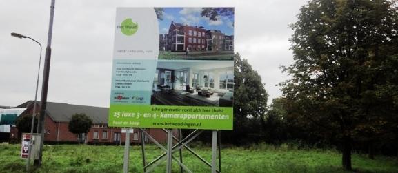 Verenigingsgebouw Maakt Plaats Voor Woningbouw En Komt Op Andere Plek In Het Woud Terug