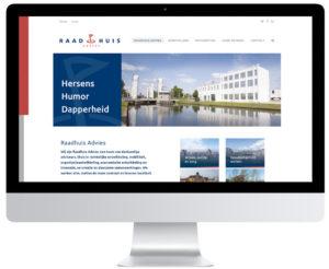 website Raadhuis Advies