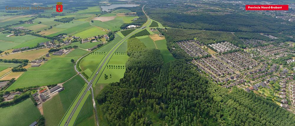 Gemeente Helmond-N279 Veghel - Asten